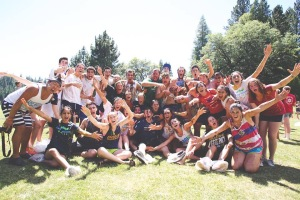 All the camp counselors!
